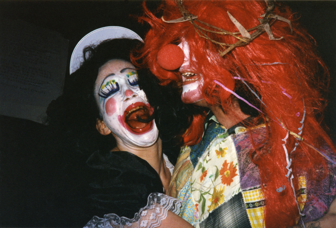 Chuckles & Asswipe Klown Web